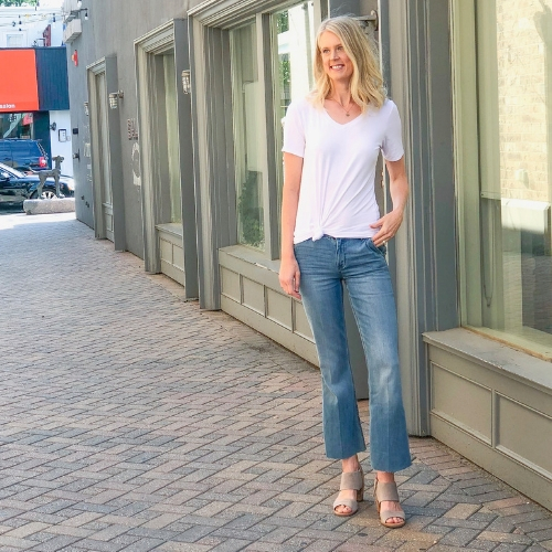 Flare Jeans for Tall Women