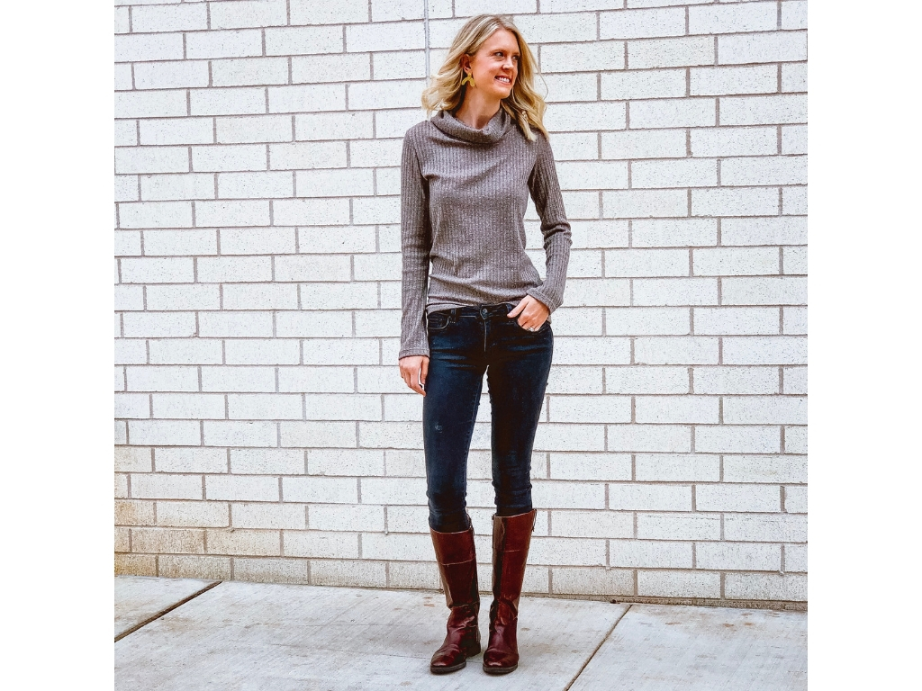 Tall Boots for Tall Girls