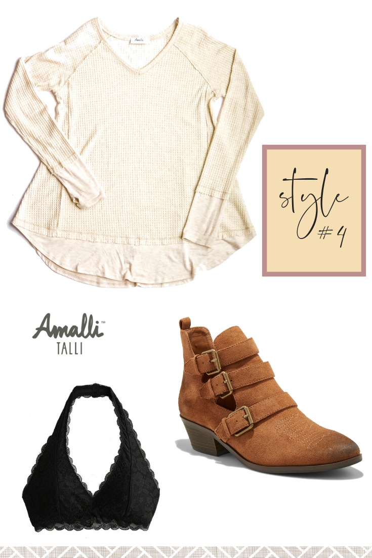 Styling the Free Spirit Thermal from Amalli Talli