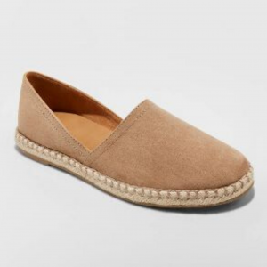 Andi Espadrille Flats - A New Day (Women's Size 12)