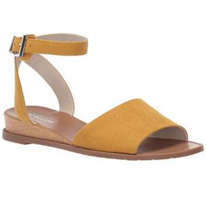 Kenneth Cole Jolly Low Wedge Sandal (Women's Size 12)