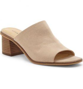 Lucky Brand Lutena Slide Sandal (Women's Size 12)